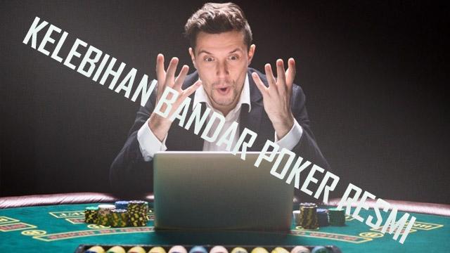 Cara Mudah Menelusuri Bandar Poker Resmi